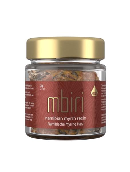 Mbiri Myrrhe Harz - 70 g